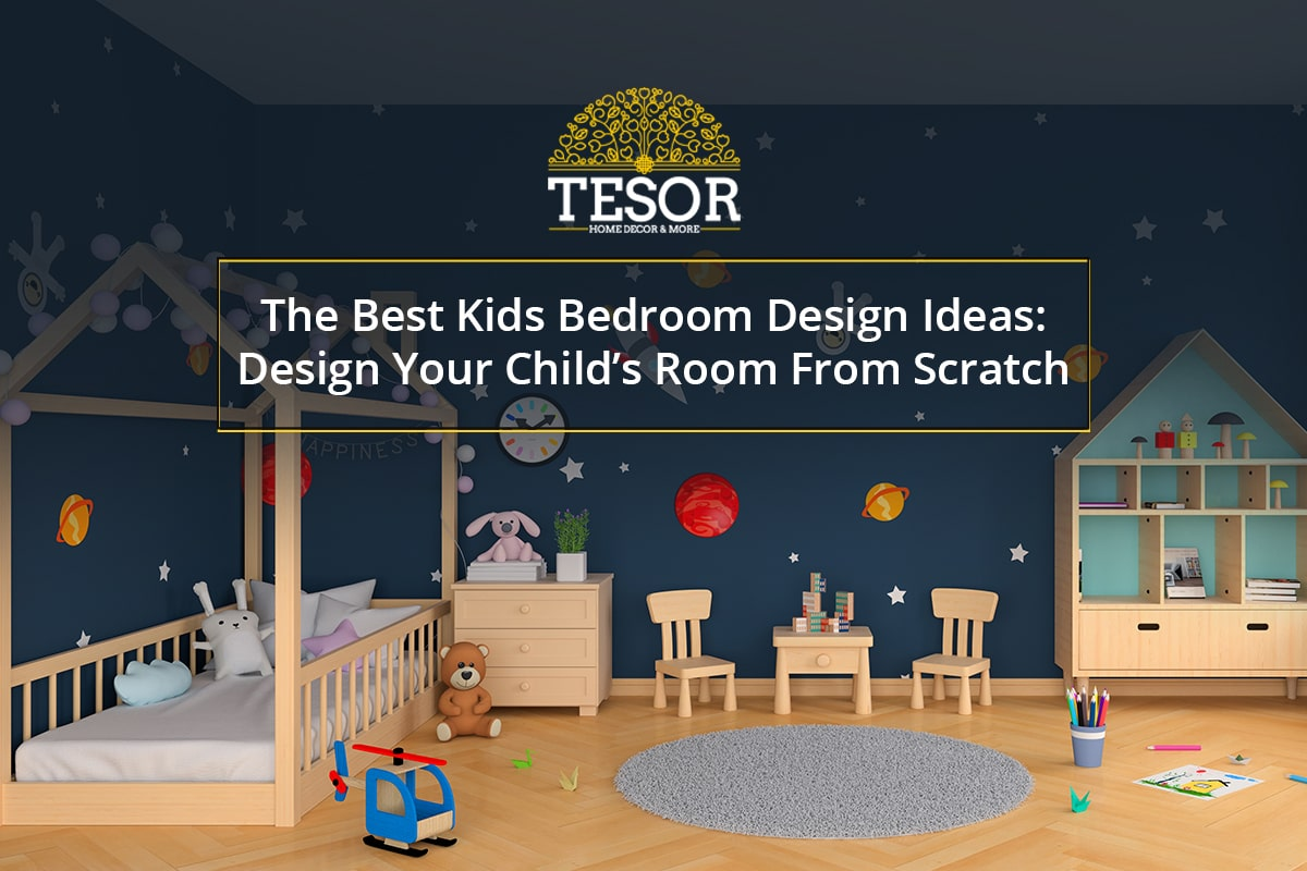 Children's Bedroom Ideas On A Budget