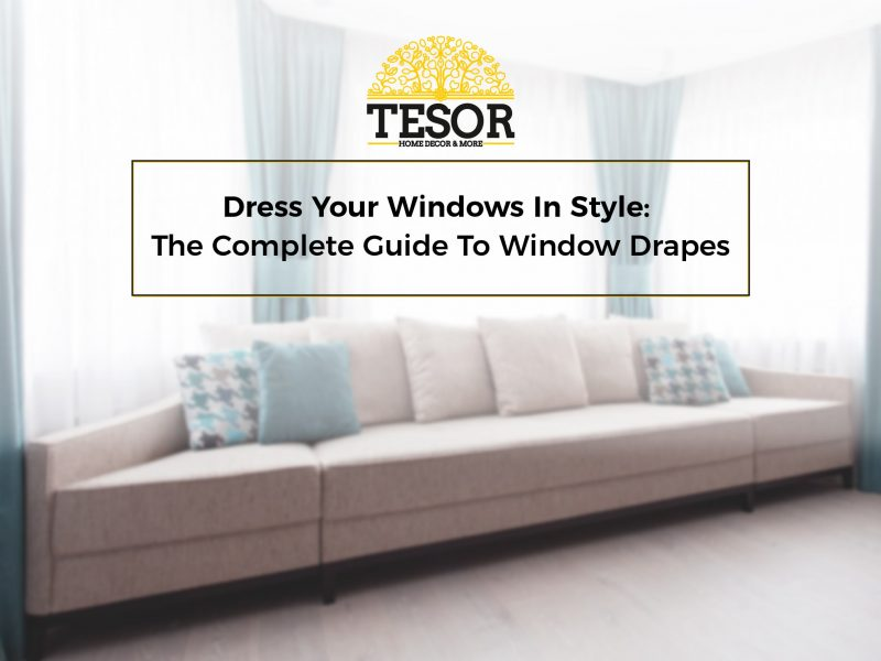 what is drapes for windows